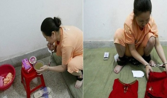 DETIK-DETIK 12 JAM Terakhir Banduan Wanita Ini Sebelum Perlaksanaan Hukuman Mati !!