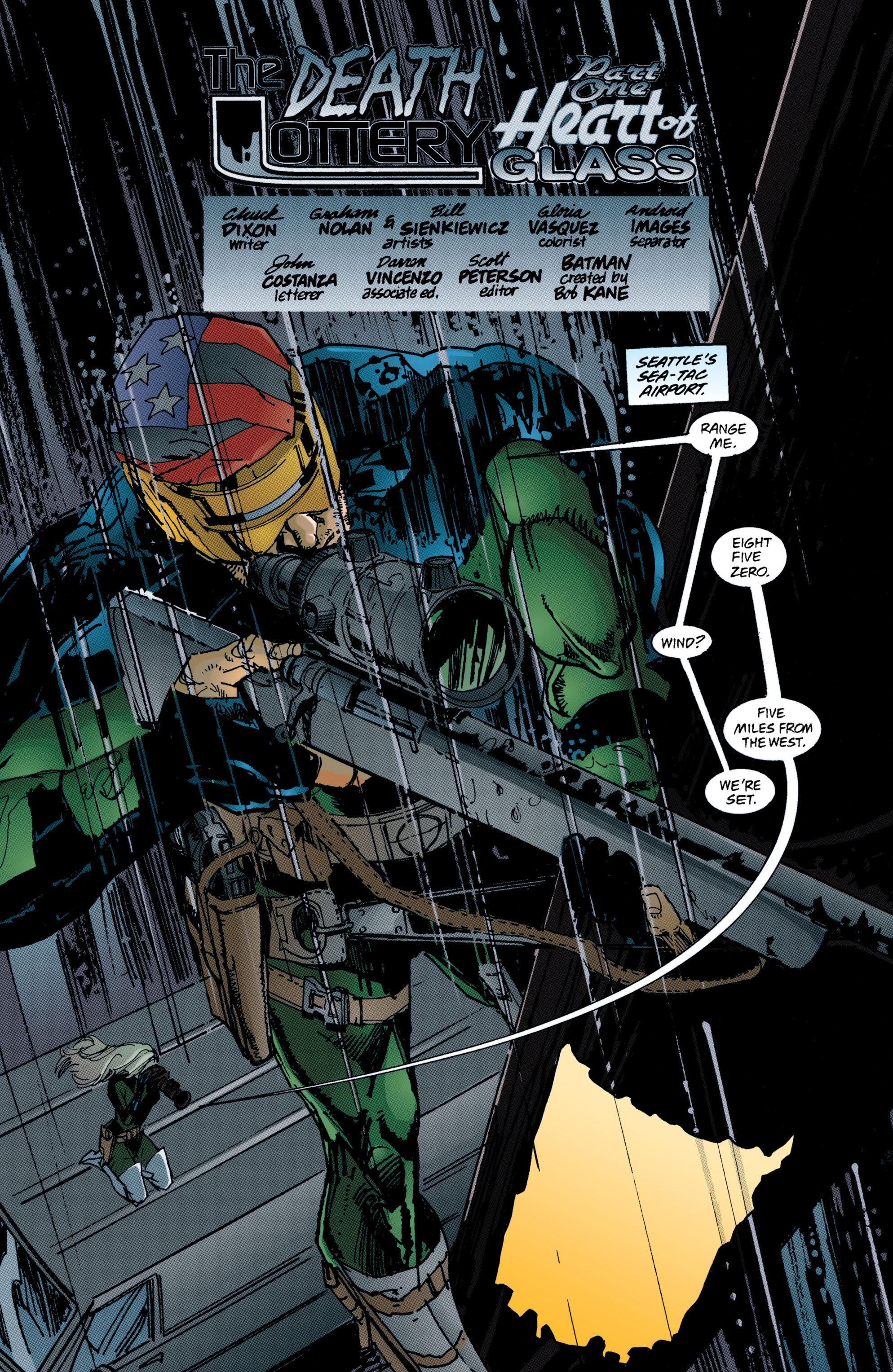 Detective Comics (1937) 708 Page 1