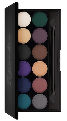 Sleek i-Divine Ultra Matts V2 Eyeshadow Palette