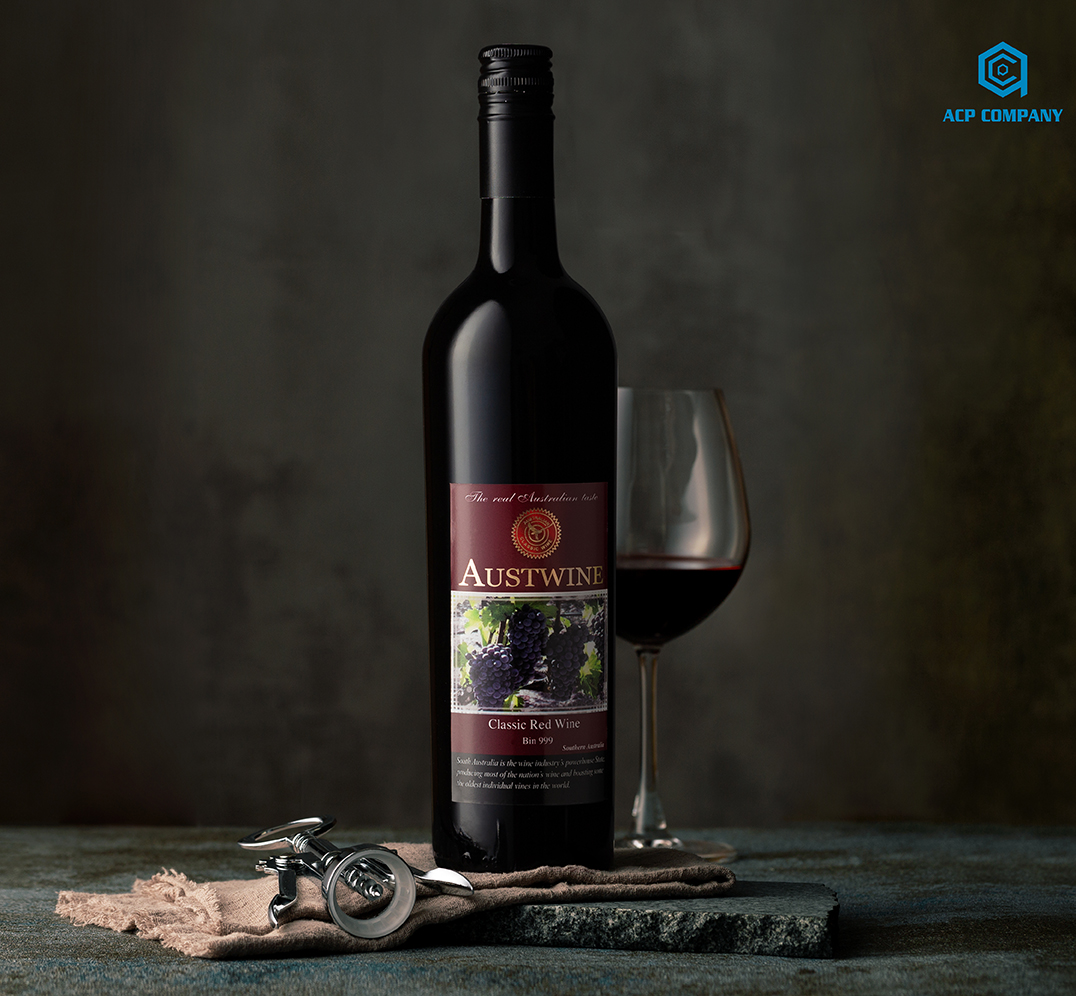 RƯỢU VANG AUSTWINE CLASSIC RED WINE BIN 999