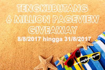 Giveaway, Blog, Blogger, Sponsor, Peserta, Hadiah, Wang Tunai, Topup,