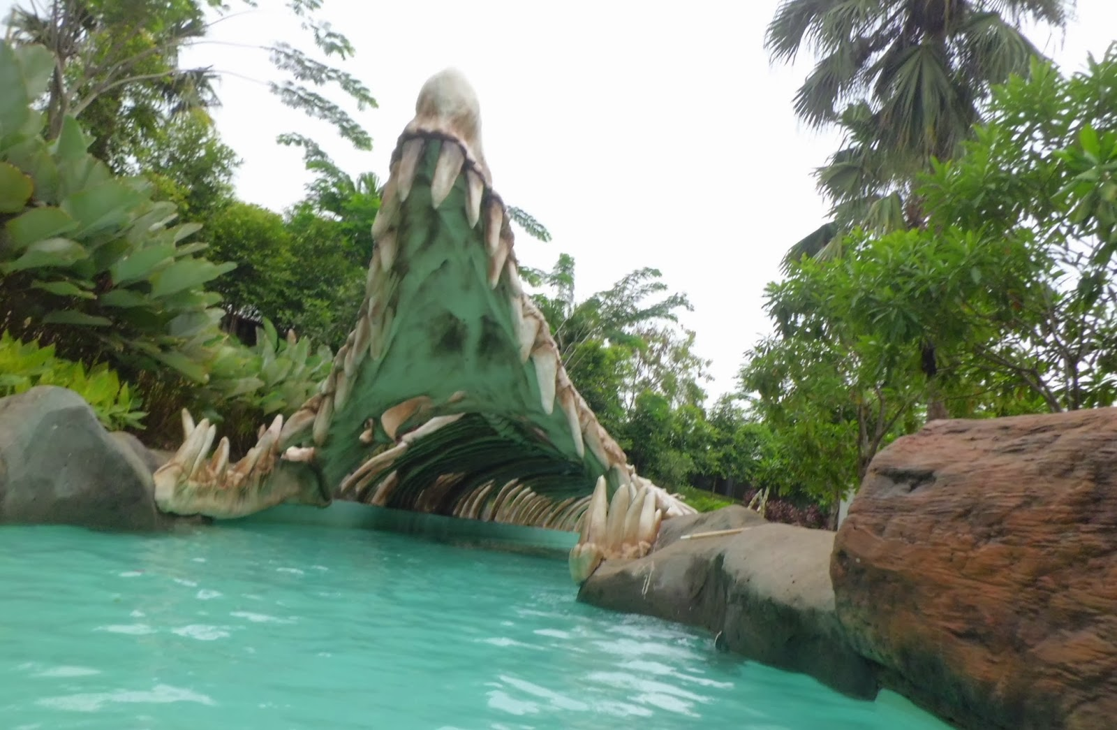 Sakahayang Water Kingdom Cileungsi Voucher Waterkingdom Lazy River