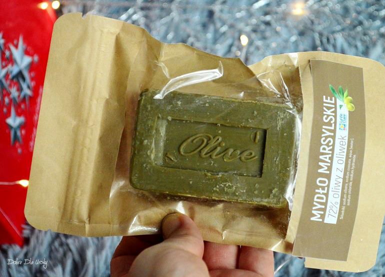 La Vie Claire Mydło marsylskie 72% oliwy z oliwek BIO