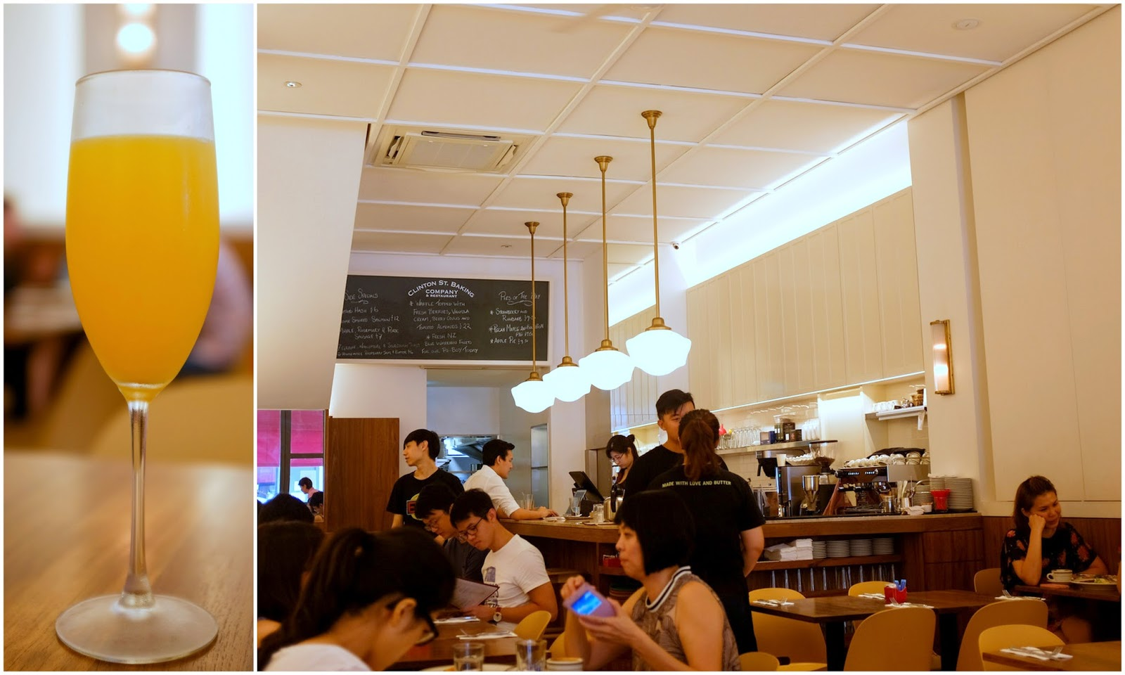 Clinton Bakery Cafe Dubai