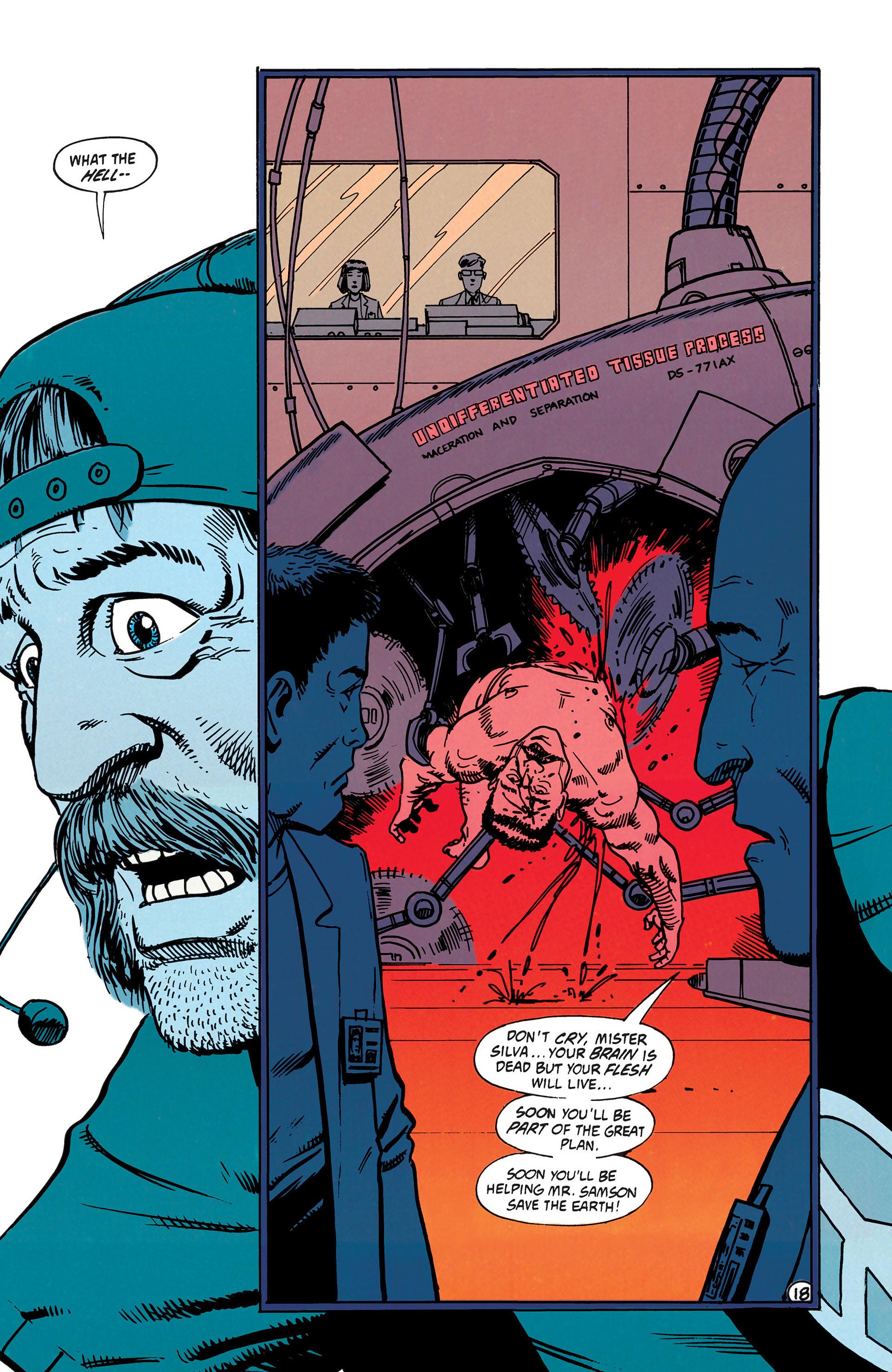 Read online Animal Man (1988) comic -  Issue #43 - 19