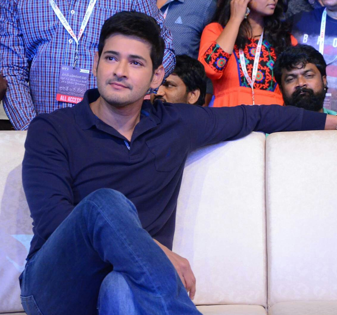 Mahesh Babu latest photos