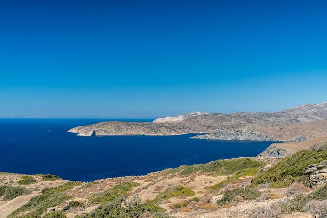 Autour de Vroutsi-Amorgos-Cyclades