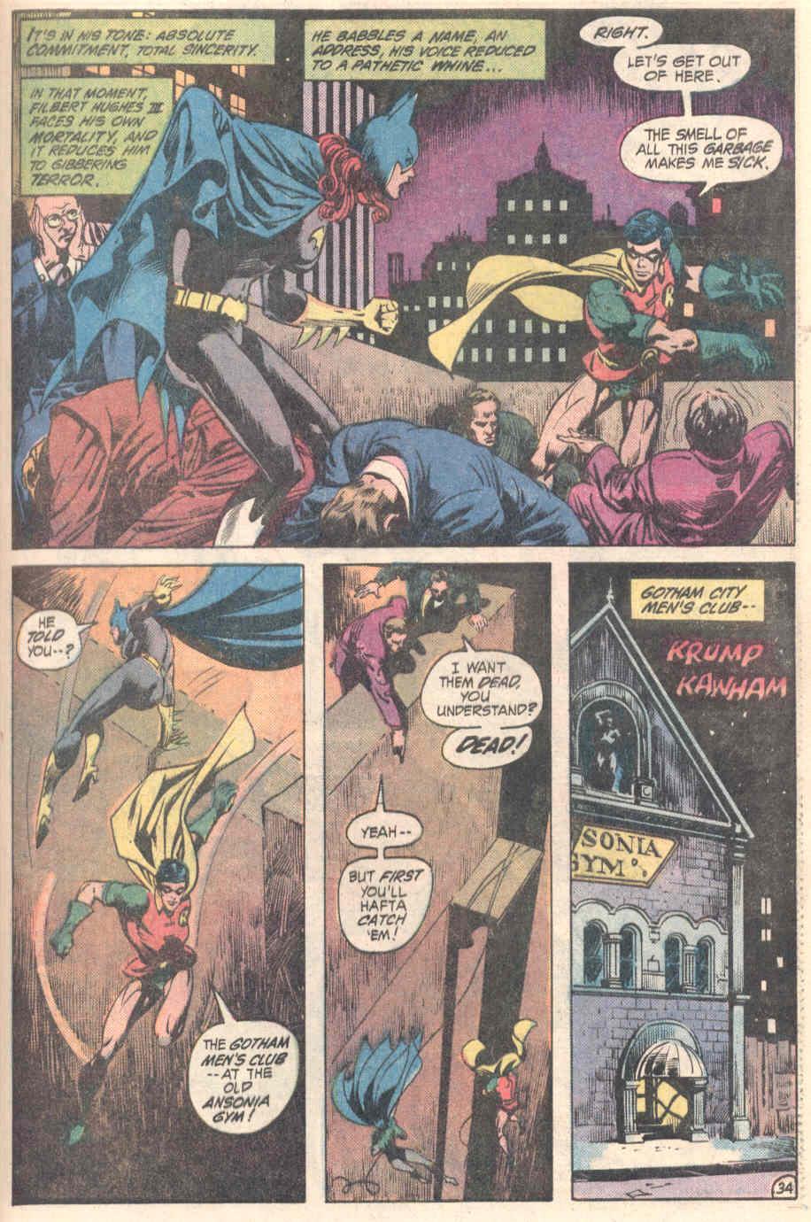 Detective Comics (1937) 526 Page 34