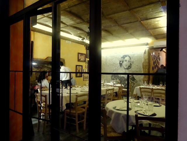Restaurant Parma, Italy