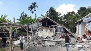 Langkah Penanganan Gempa Bumi