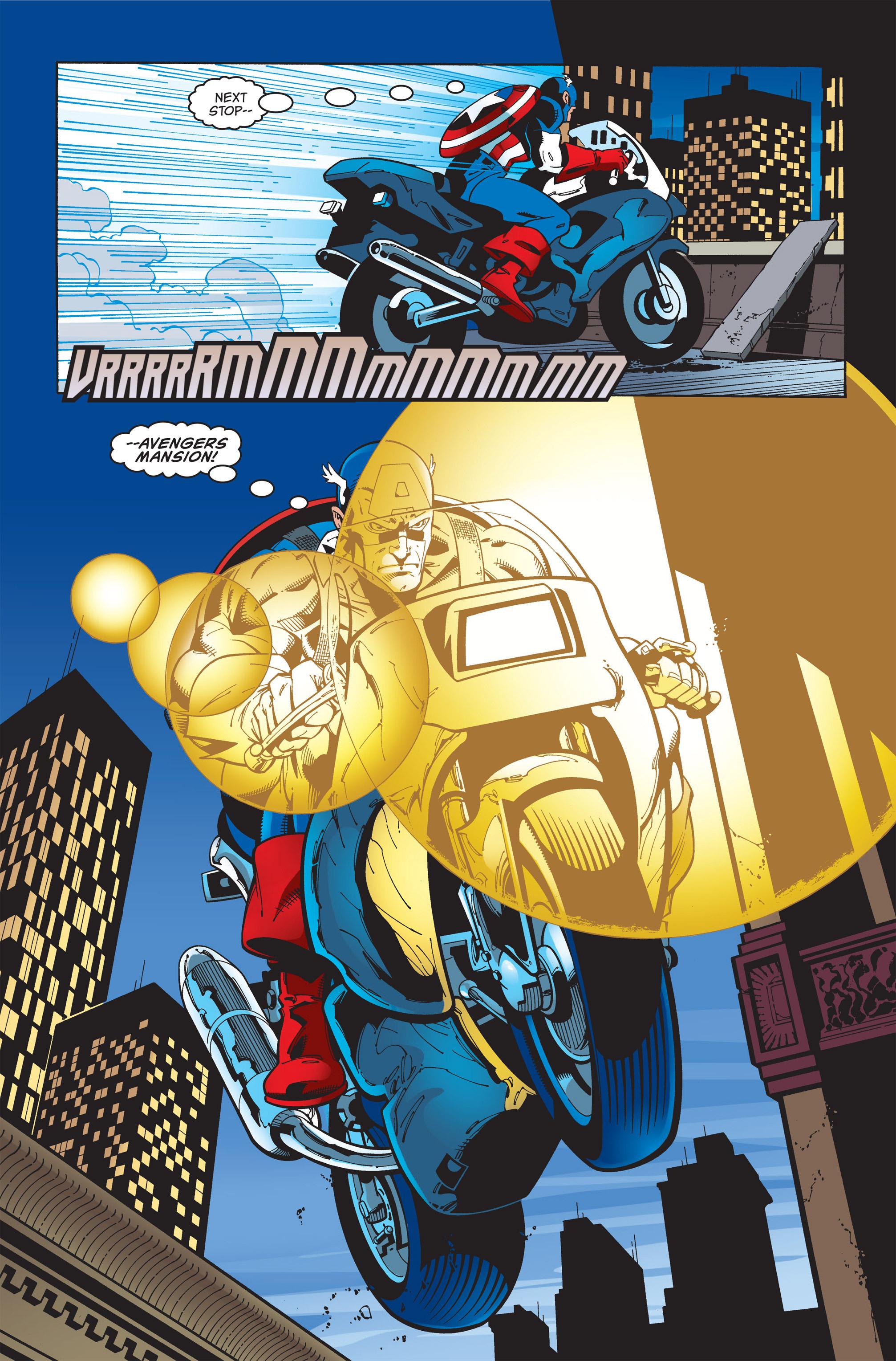 Captain America (1998) Issue #36 #43 - English 9