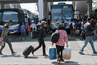 Tips Aman Saat Di Terminal Bungurasih Surabaya