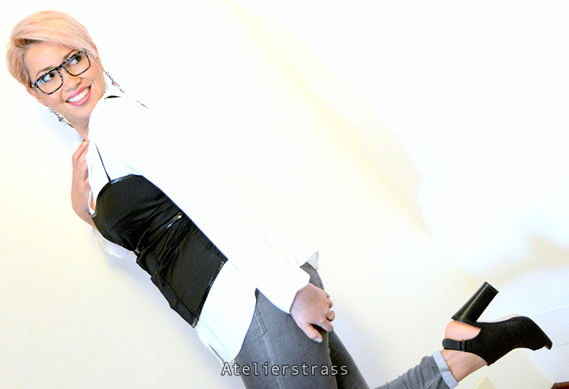 corse negro comodo