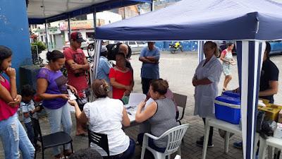 Regional de Saúde aponta Juquiá como a melhor cobertura vacinal do Vale do Ribeira