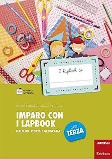 Imparo Con I Lapbook - Italiano, Storia E Geografia PDF
