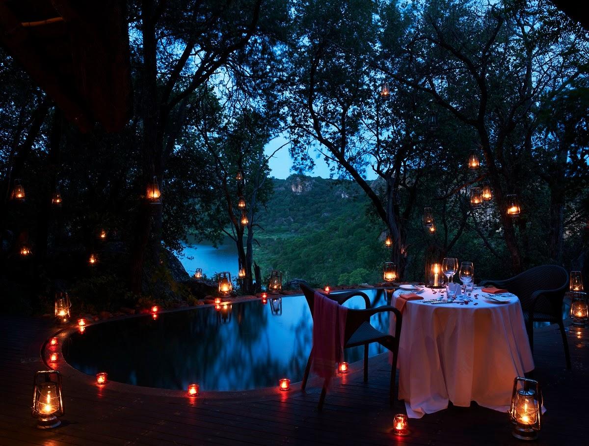 Luxury Life Design Romantic Dinner Places Around The