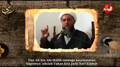 SESAT! Ulama Syiah ini Terang-terangan Mengangkat Ali RA sebagai Tuhan