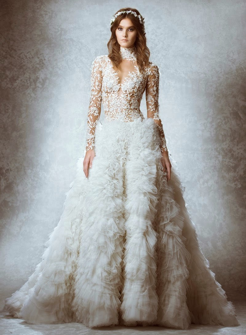 Zuhair Murad Fall 2015 Bridal Lookbook