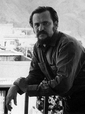 Salvador Garmendia (fotografìa en blanco y negro)