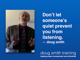 doug smith training, communication skills training