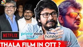 Next Film with Thala Ajith? | Director Vishnuvaradhan Interview | Valimai, Billa 2, Master Vijay