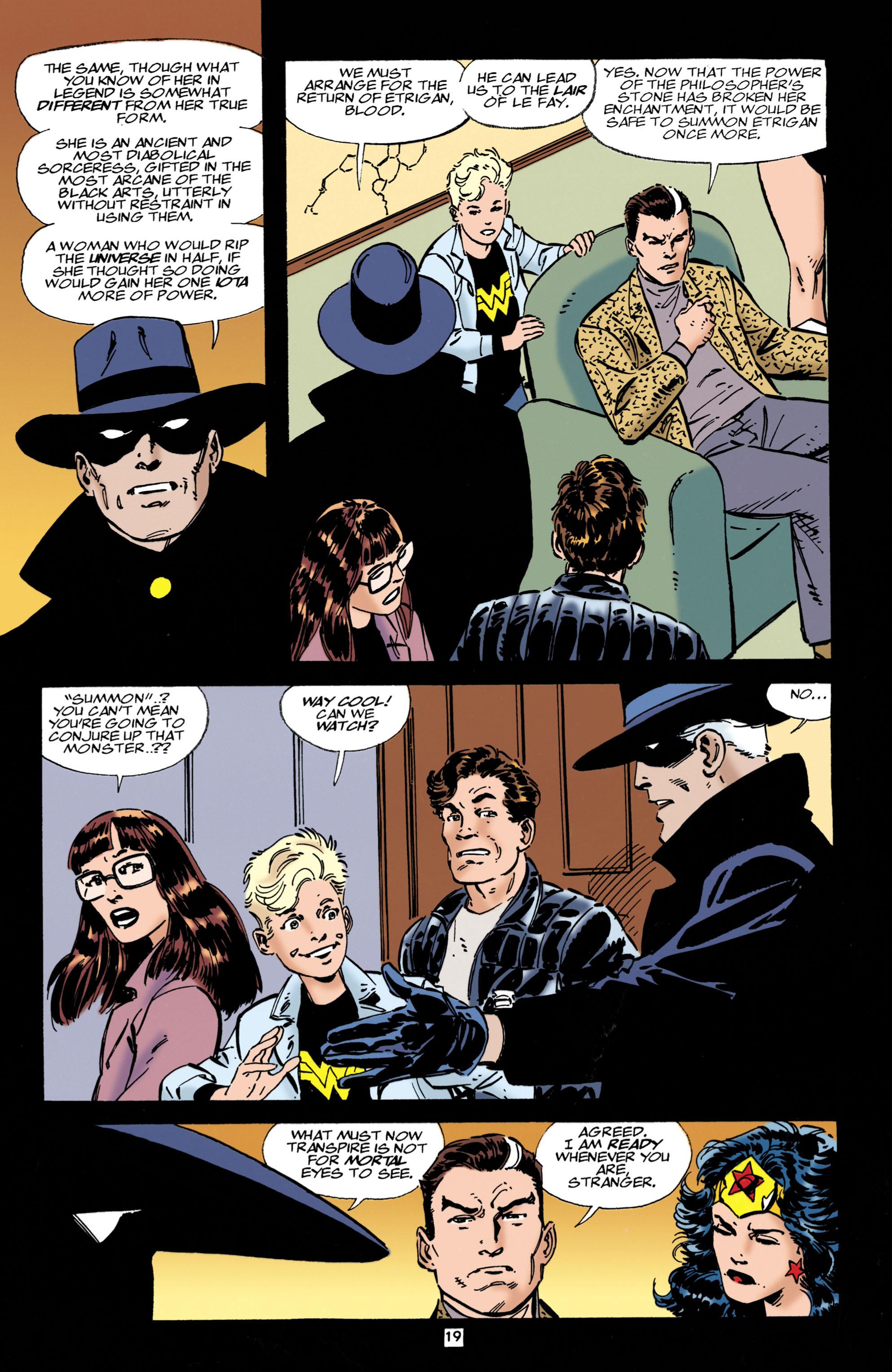 Read online Wonder Woman (1987) comic -  Issue #107 - 19