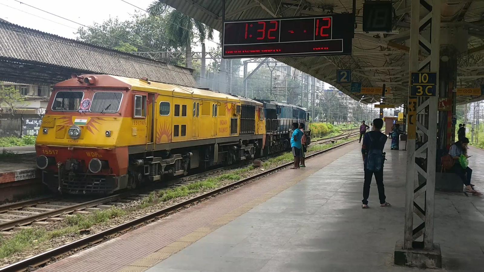 Working of a diesel/diesel electric locomotive ?