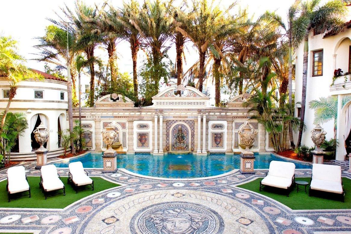 20 Years After His Death The Versace Mansion Still Holds Secrets My Fabulous Florida
