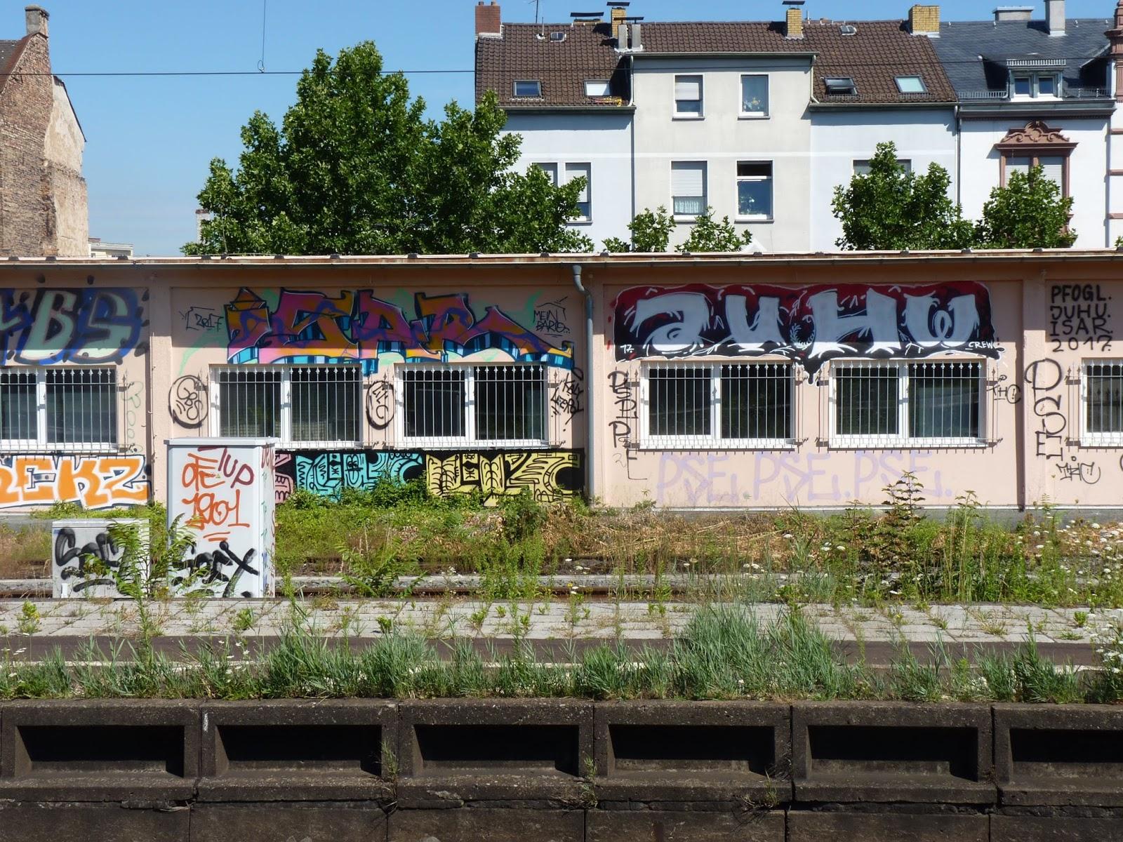 Die kollektive offensive graffiti street art anderer kram for Offenbach fh