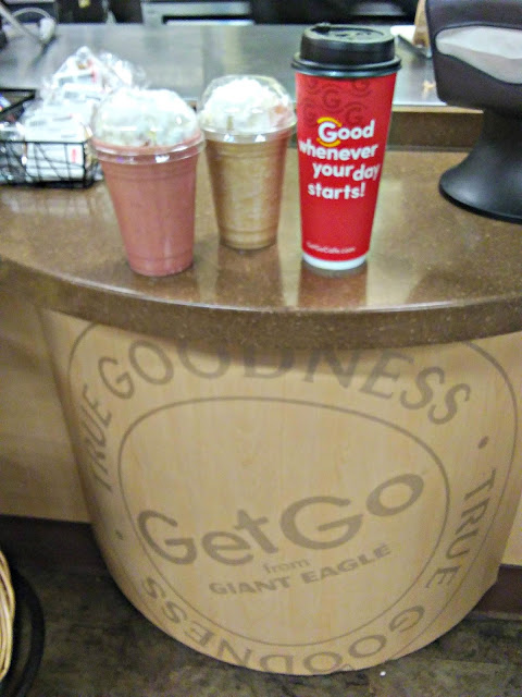 24-hour GetGo Cafe + Market