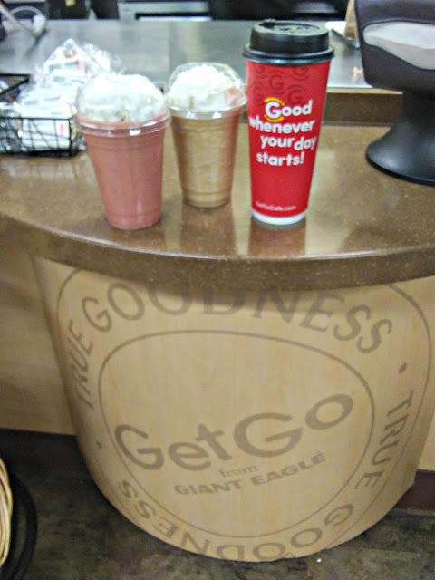 24-hour GetGo Cafe + Market