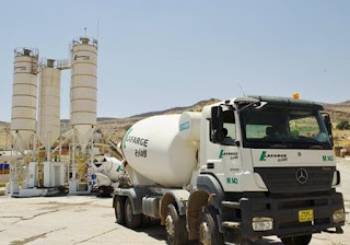 Lafarge says being searched over Syria business links