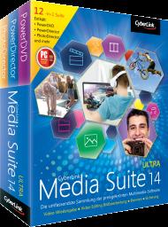 CyberLink Media Suite Ultra 14 + Ativação