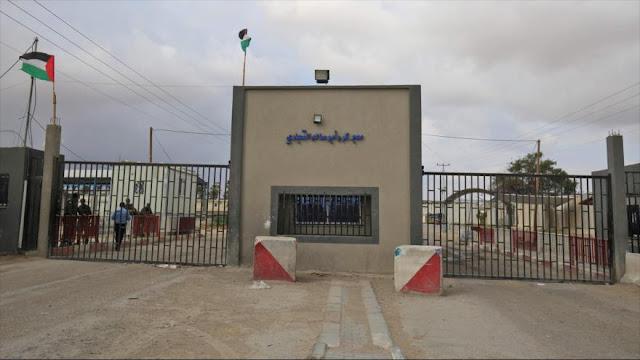 Israel cierra principal y único cruce comercial con Gaza