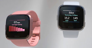 Fitbit Versa el smartwatch alternativa al Apple Watch