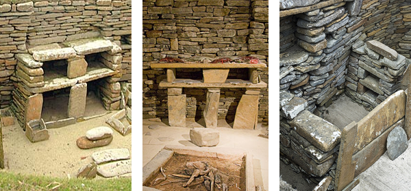 Neolithic Period Furniture