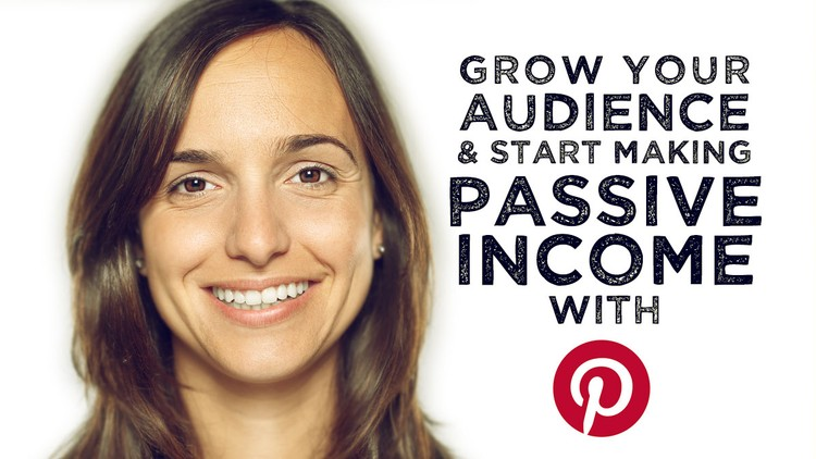 Coupon Start Making Passive Income with Pinterest