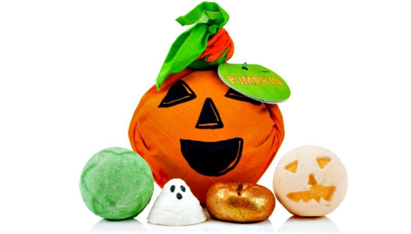 Halloween Sortiment von Lush