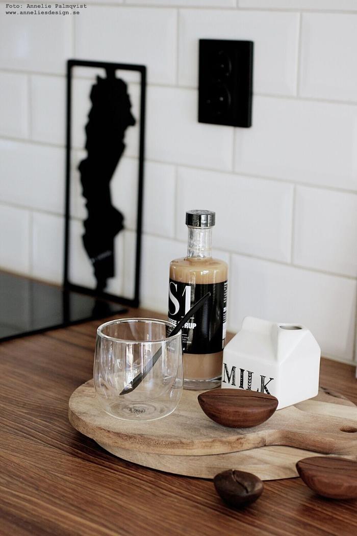 annelies design, webbutik, sverigeunderlägg, underlägg, kaffe, kaffeböna, kaffebönor, inredning, poster, barista, tavla, tavlor, kök, köket, köks, nicolas vahe, kaffesirap, mugg, dubbla glas, dekoration, grytunderlägg, underlägg, varberg