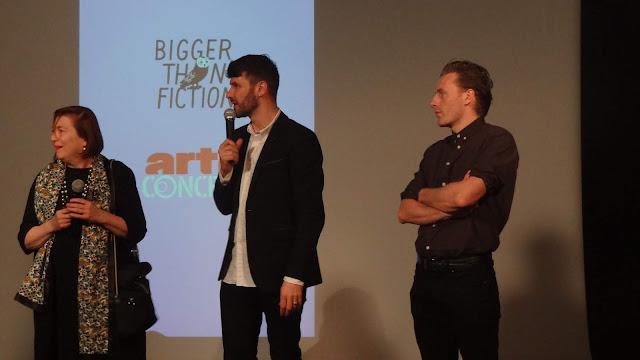 Claire Alby, Julien Aubert, Léon Maret, présentation Instraviata