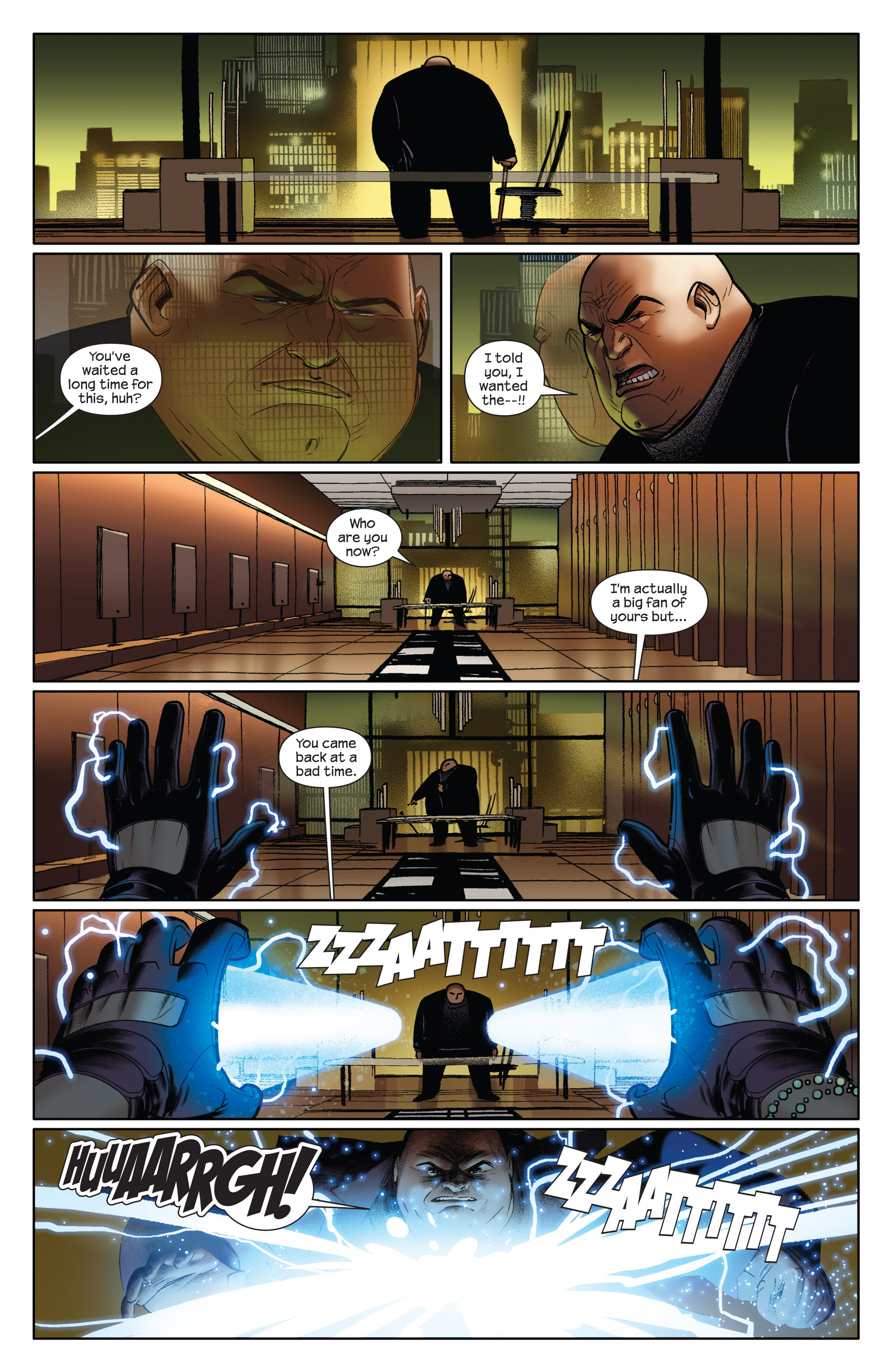 Read online Ultimate Spider-Man (2009) comic -  Issue #1 - 20