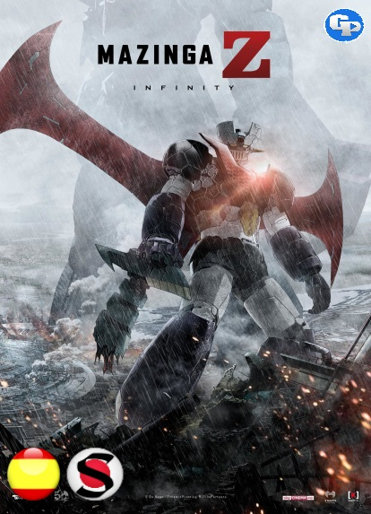Mazinger Z: Infinity (2017) HD 1080P ESPAÑOL/JAPONES