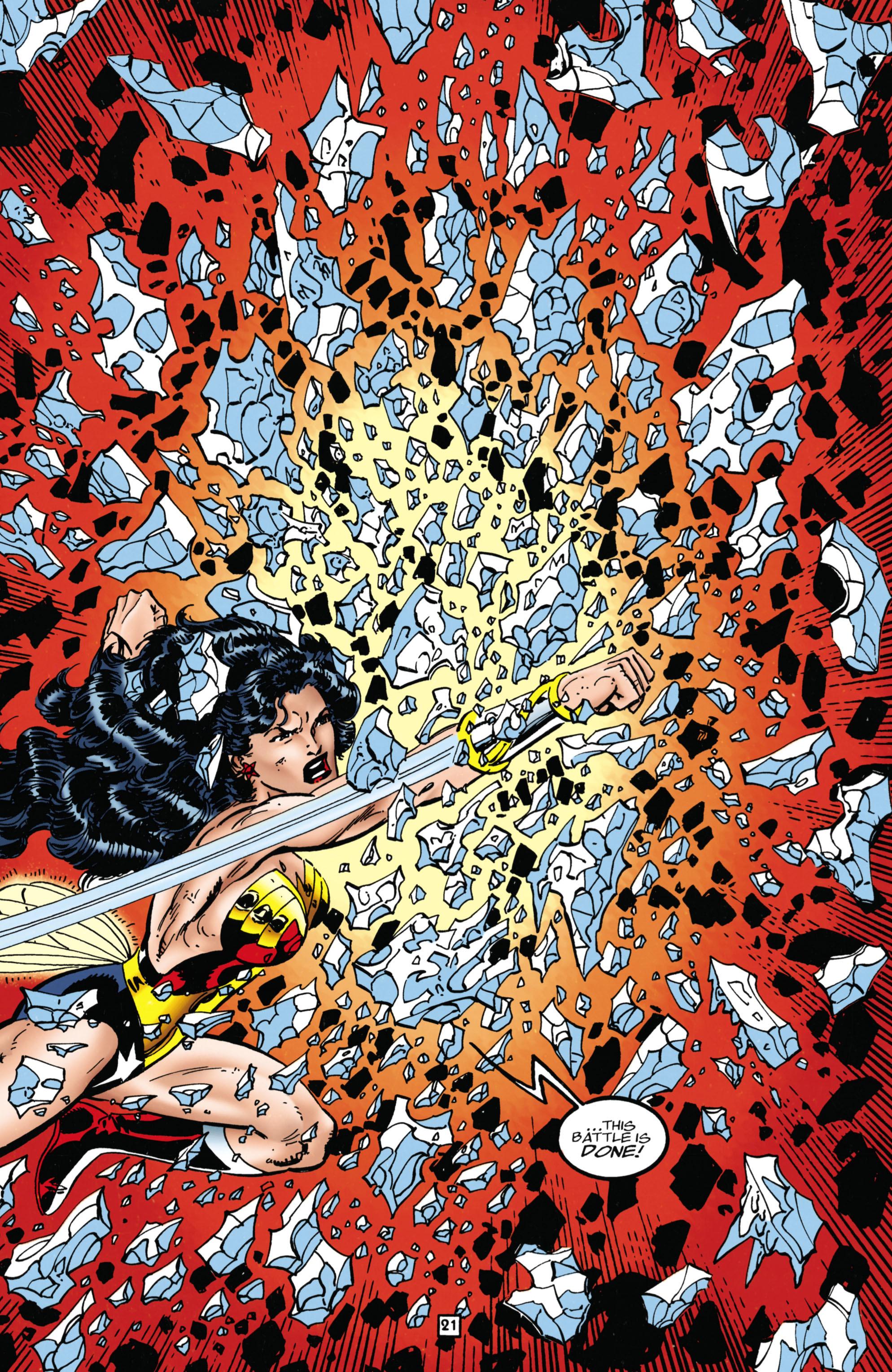 Read online Wonder Woman (1987) comic -  Issue #112 - 21