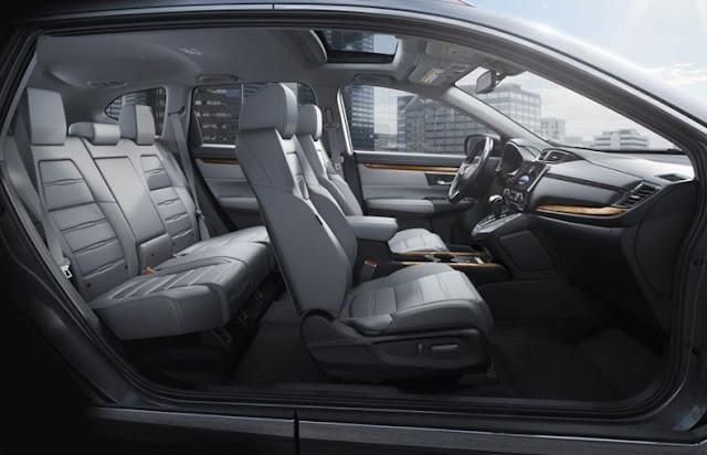 Honda CR-V 2020 interior