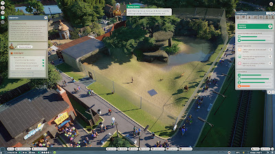 Planet Zoo Game Screenshot 4