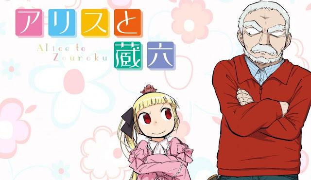Alice to Zouroku - Anime Mirip Hinamatsuri