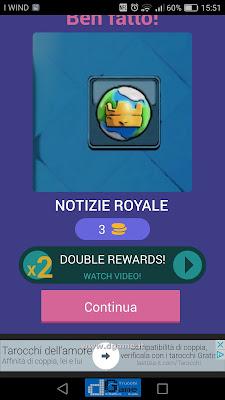 Indovina la carta Royale soluzione livello 132