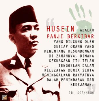 15 Kata Mutiara Sakti Bahasa Inggris Ir Soekarno Dalam