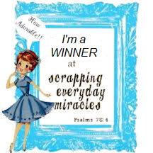 Winner - Scrapping Everyday Miracles