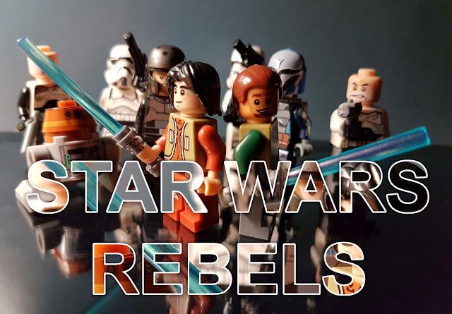 Ezra Bridger, Commander Rex, Sabine Wren, Chopper, Kanan Jarrus, Alexsandr Kallus, Ghost Team, Star Wars Rebels Wallpappers HD